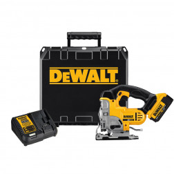 DeWalt 20V MAX* JIG SAW KIT