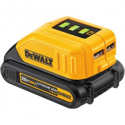 DeWalt 12V/20V MAX* USB POWER SOURCE