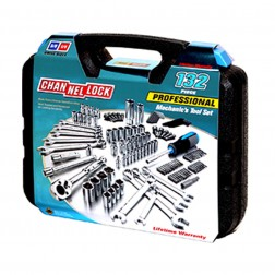 132 pc Mechanics tool set