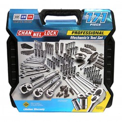 171 pc Mechanics tool set