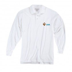 Men's Long-Sleeve Professional Polo