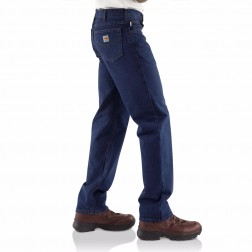 FLAME-RESISTANT RELAXED FIT JEAN/STRAIGHT LEG