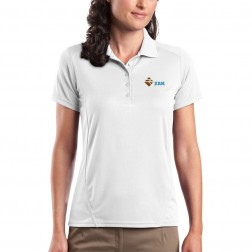 Ladies Dry Zone Raglan Accent Polo