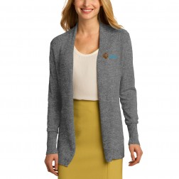 Ladies Open Front Cardigan