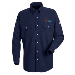 FLAME RESISTANT 7 OZ COOL TOUCH DRESS UNIFORM SHIRT