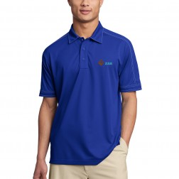Contrast Stitch Micropique Sport-Wick Polo