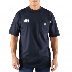 Carhartt Flame-Resistant Force Cotton Short-Sleeve T-Shirt