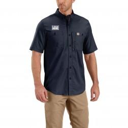Carhartt Rugged Professional Seriesª Short-Sleeve Work Shirt