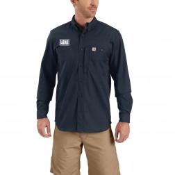 Carhartt Rugged Professional Seriesª Long-Sleeve Work Shirt