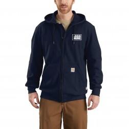Carhartt Flame-Resistant Heavyweight Zip-Front Sweatshirt