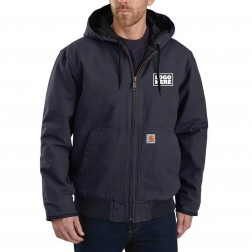 Carhartt J130 Washed Duck Active Jac