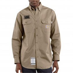 Carhartt Flame-Resistant Classic Twill Shirt