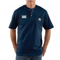 Carhartt Workwear Pocket Short-Sleeve Henley