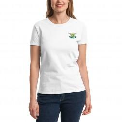 Ladies Ultra Cotton 100% Cotton T-Shirt