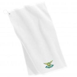 Grommeted Microfiber Golf Towel