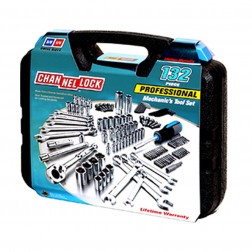 132 pc Mechanics tool set
