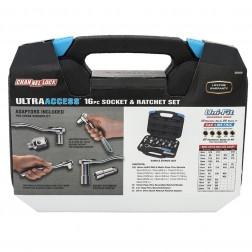 16pc Ultra Acress Socket Set