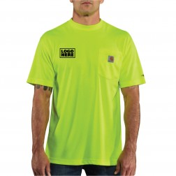 Carhartt Force Color Enhanced Short-Sleeve T-Shirt