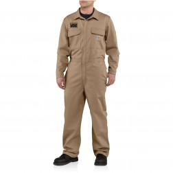 Carhartt Flame-Resistant Traditional Twill Coverall