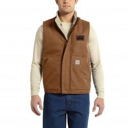 Carhartt Flame-Resistant Mock Neck Vest