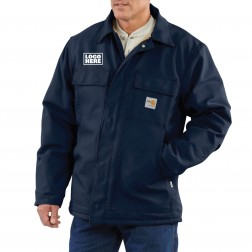 Carhartt Flame-Resistant Duck Traditional Coat/Quilt-Lined