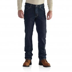 Carhartt Flame-Resistant Rugged Flex® Jean-Straight Fit