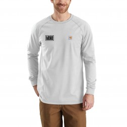 Carhartt Flame-Resistant Force Long-Sleeve T-Shirt