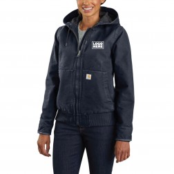 Carhartt WJ130 Washed Duck Active Jac