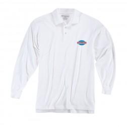 Men's Long-Sleeve Professional Polo