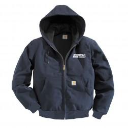 Carhartt Men's Duck Active Thermal Lined Jacket