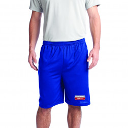 PosiCharge Tough Mesh Pocket Short